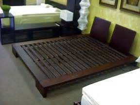 Low Platform Bed Diy Japanese Bed Frame Plans Pins About Byob Build Your Own