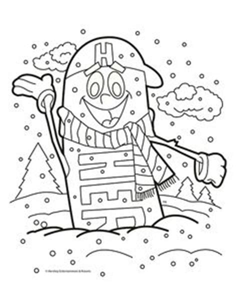 hershey coloring pages printable laff trakk coloring page hersheypa funstuff pinterest