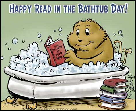 reading in the bathtub swy s florida says happy read in the bathtub day swy s florida