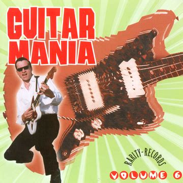 Happy Mania Vol 6 guitar mania vol 6 various artists sam sam