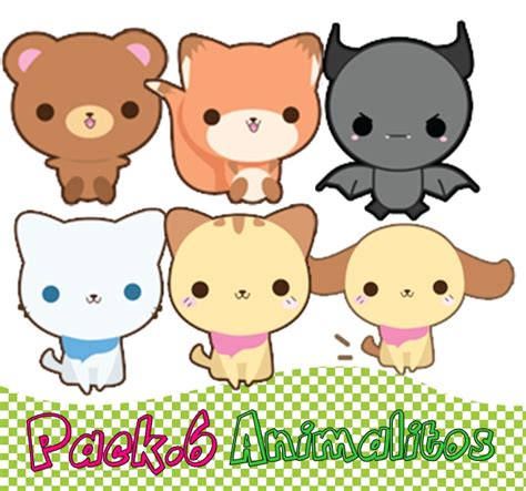 imagenes de animalitos kawaii dulces animalitos kawaii para whatsapp descargalos gratis