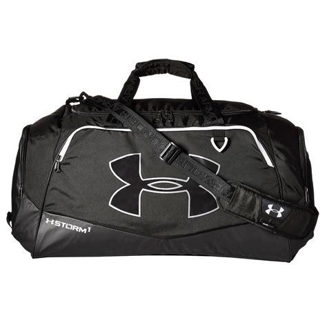 Tas Travel Multy Armour Contain Duffel ua armour undeniable lg large duffel black sport bag travel bag new ebay