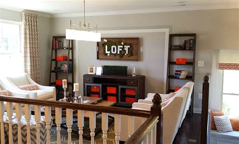 Home Trends And Design Buffet 10 Decorating Ideas Spotted In A Model Home Hooked On Houses