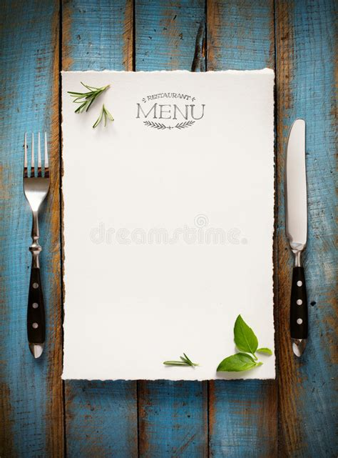 art cafe menu restaurant brochure food design template
