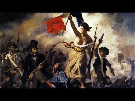libro le peuple de la eug 232 ne delacroix la libert 233 guidant le peuple artracaille 31 03 2009 youtube