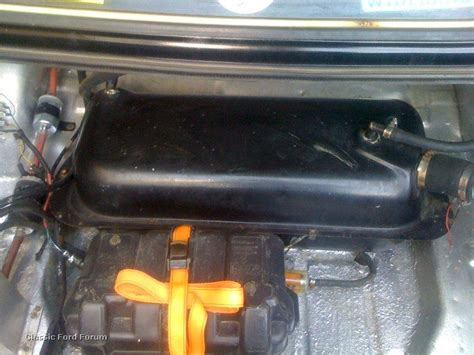 boat transom filler moving fuel tank into the boot on a mkii classic ford forum