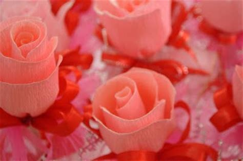 cara membuat bunga guna kertas crepe d a r i b i n t a n g cara cara membuat bunga telur