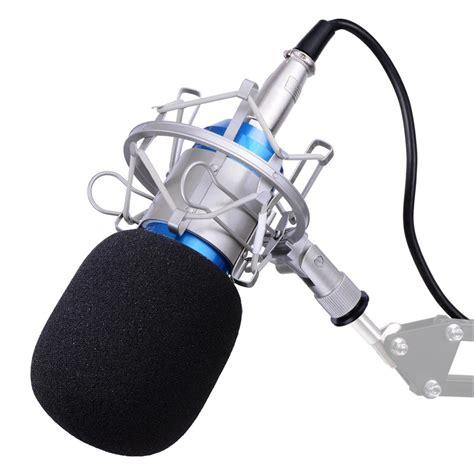 Mic Bm 800 bm800 bm700 condenser microphone shock holder vocal mic