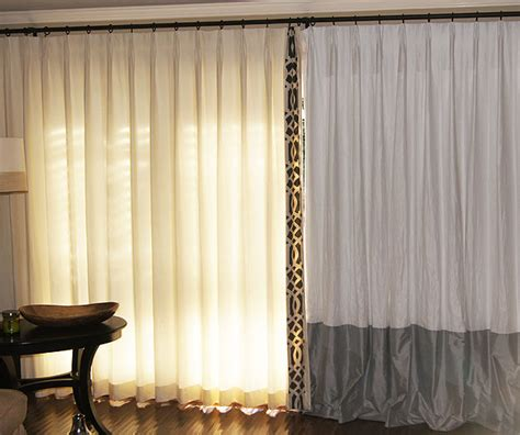 curtains vs drapes advantages of blackout lining drapestyle