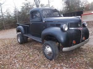 sell used unique one of a 1946 dodge truck rat rod