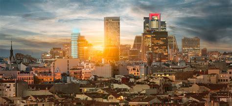 la ciudad desolada el madrid es la decimosexta ciudad con mayor proyecci 243 n de futuro a nivel internacional distrito