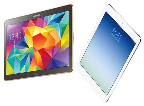 Tablet Samsung Galaxy S5 samsung galaxy tab s 10 5 vs apple air tech news photo reviews at bgr india