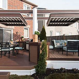 composite deck ideas composite deck designs pictures