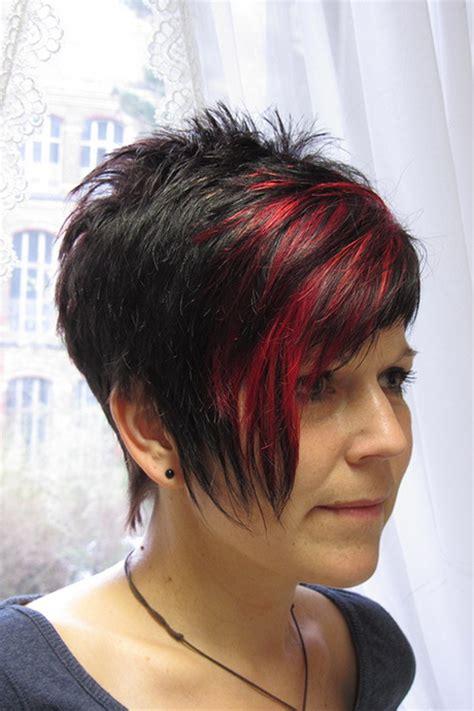 kurze haare straehnen