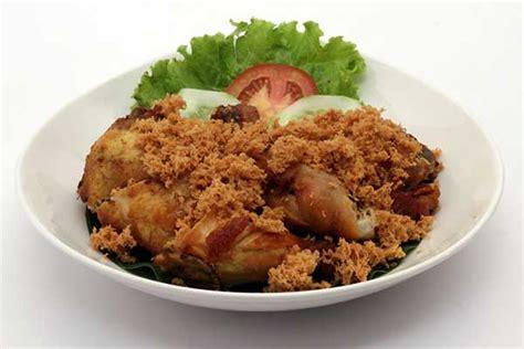 takaran membuat kaldu ayam resep ayam kremes sederhana resepkoki co