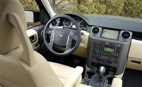 land rover 2007 interior land rover lr3 related images start 450 weili automotive
