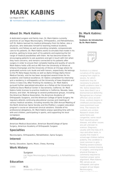 Resume Samples Harvard by Surgeon Resume Samples Visualcv Resume Samples Database
