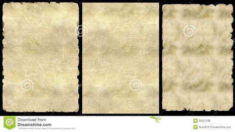 paper png stock photo illustration  medieval