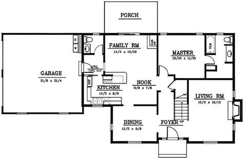 wide lot floor plans wide lot floor plans wide lots house plans home design