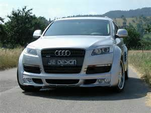 audi q7 lowered