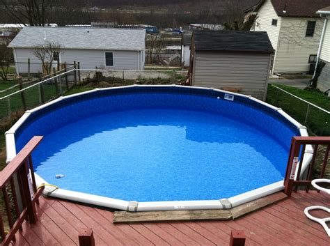 ground swimming pools sherwood valley pools home