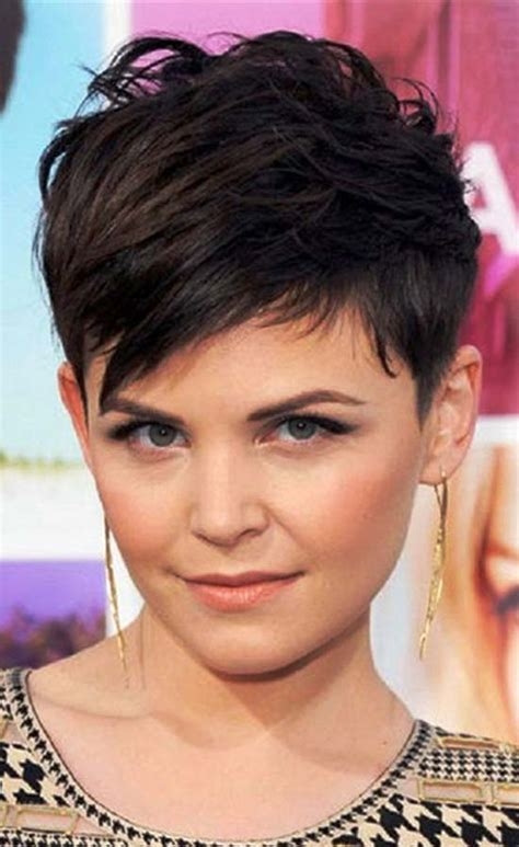 Ginnifer Goodwin Pixie Hairstyle by The Gallery For Gt Pixie Haircut Ginnifer Goodwin