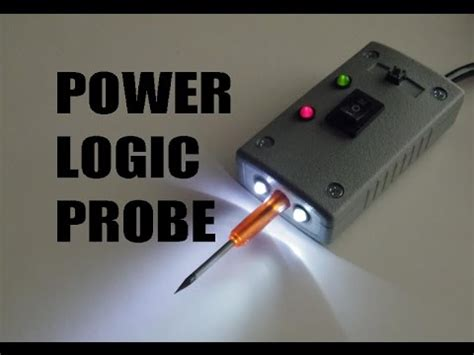 test light harbor freight harbor freight computer safe automotive logic probe review