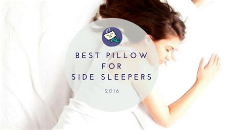 Which Pillow Is Best For Side Sleepers by Why This Pillow Is The Top Pillow For Neck