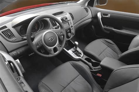 2010 Kia Forte Interior by 2010 13 Kia Forte Consumer Guide Auto