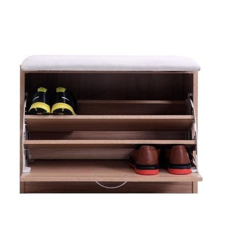Banc Rangement Chaussures by Meuble Coffre Rangement Chaussures Fonction Banc Achat