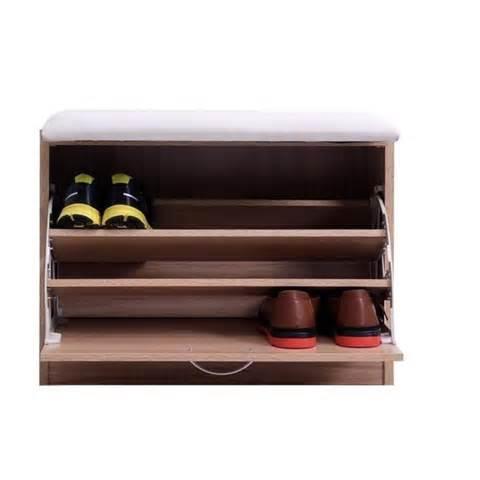 meuble coffre rangement chaussures fonction banc achat