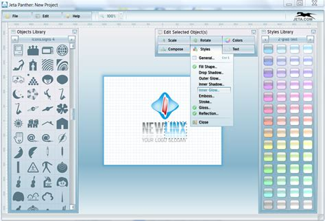 free online design program free logo maker free logo design with jeta software