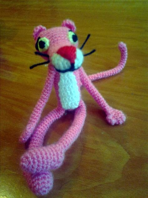 pattern pink panther the 1039 best images about amigurumi patrones on pinterest