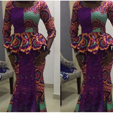 pictures ankara skirt and blouse hairstyle gallery amazing aso ebi ankara skirt and blouse styles dezango