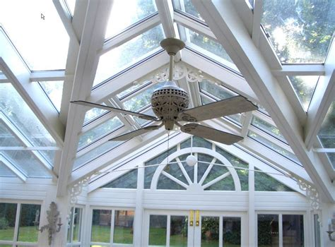 Conservatory Ceiling Lights Guide To Buying A Conservatory Ceiling Fan Part 1