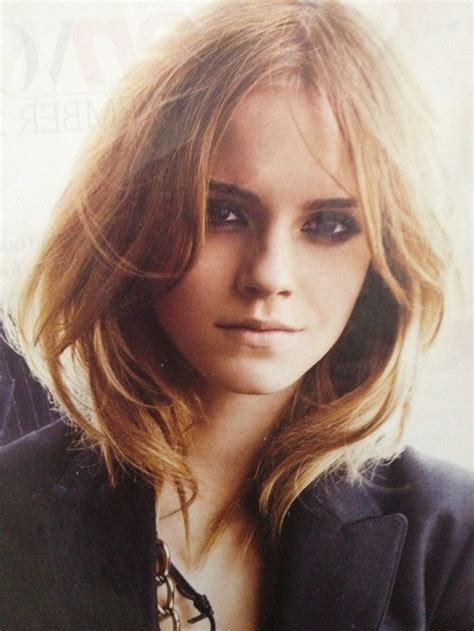emma watson hairstyle emma watson hairstyles emma watson and makeup on pinterest