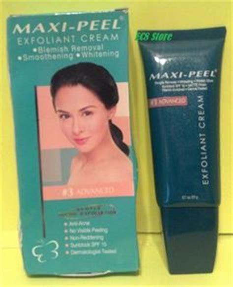 Toner Maxi Peel gluta c whitening anti aging glutathione