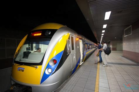 Ktm Ipoh To Penang Electric From Kl To Penang Will Take Just 3 Hours