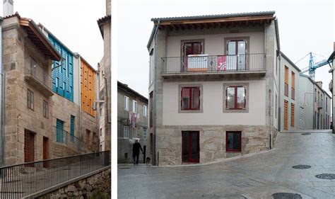 L Lo Gives An From Rehab by Planur E Rehabilitaci 243 N Casco Vello De Vigo