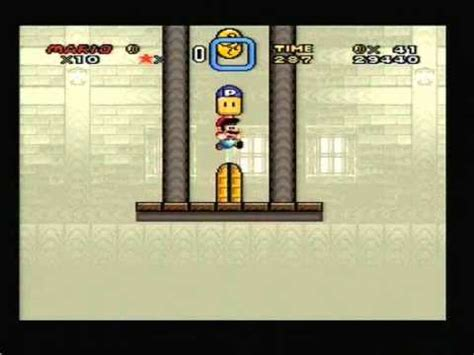 valley ghost house secret exit super mario world walkthrough valley ghost house secret exit youtube