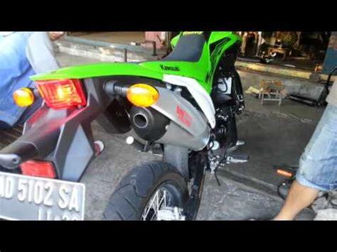 Knalpot Yamaha X Ride Standart Racing d tracker 150 standard doovi