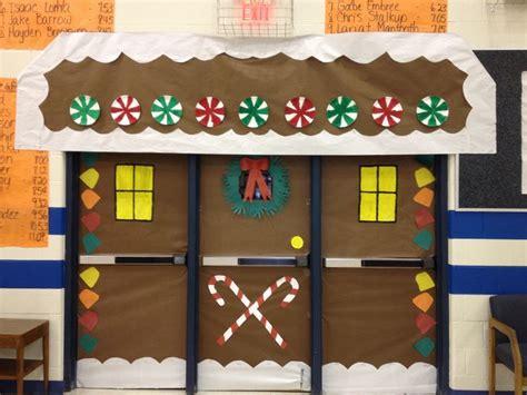 Gingerbread Door by Gingerbread Door Kindergarten Ideas
