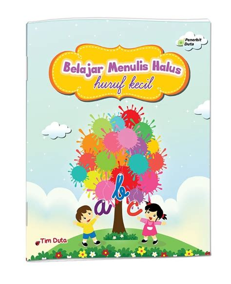 Seri Hanif Hana Puasa Pertamaku menulis halus huruf kecil the official website of