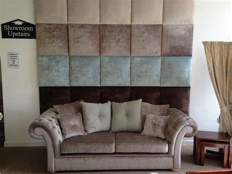 wall upholstery upholstered wall panels home decor british made ebay