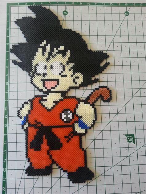 dibujos de goku para punto de cruz patr 243 n punto de cruz gratis goku super saiyan god dibujos de goku para punto de cruz hama beads sevihama p 225 gina 2