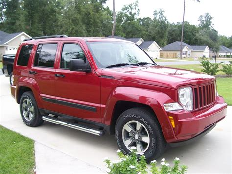 red jeep liberty 2008 paigesjeep 2008 jeep liberty specs photos modification