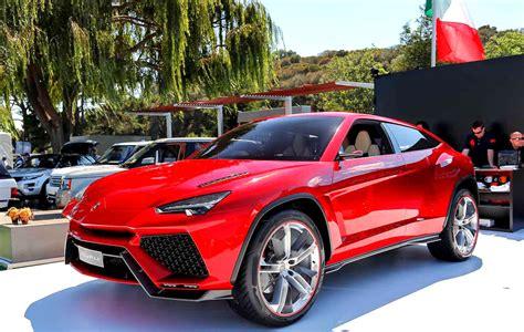Lamborghini Suv Price In Usa Lamborghini Urus Suv Concept Sport Car Design