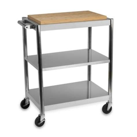 buy kitchen storage carts from bed bath beyond