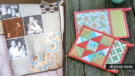 Quilting Gifts by 37 Quilted Gift Ideas You Can Make For Just About Anyone