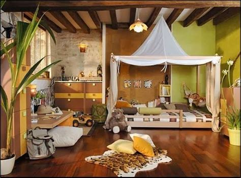 amazing kids room design ideas inspired   jungle